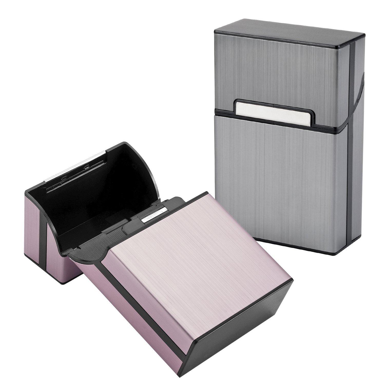 comprar pitillera metalica caja cigarrillos